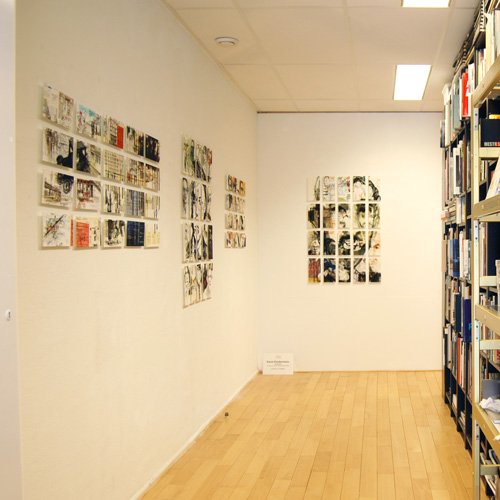 Project 'Exposities': Walgenbach Art & Books
